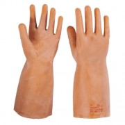 Перчатки диэлектрические без шва/со швом