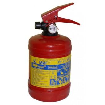 Огнетушитель ОП-1(з)