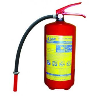 Огнетушитель ОВП-4 заряженный