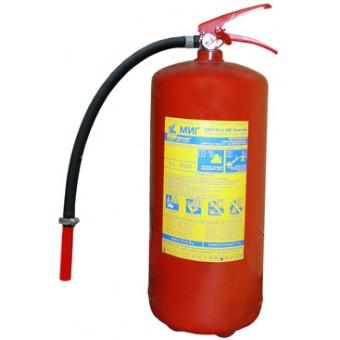 Огнетушитель ОВП-8 заряженный