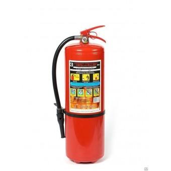 Огнетушитель ОВП-8 заряженный (летний)